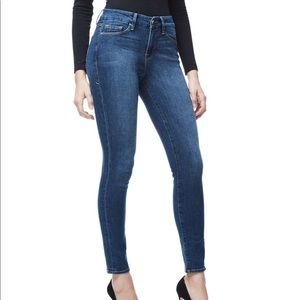 Good American Good Legs Crop Jeans 14